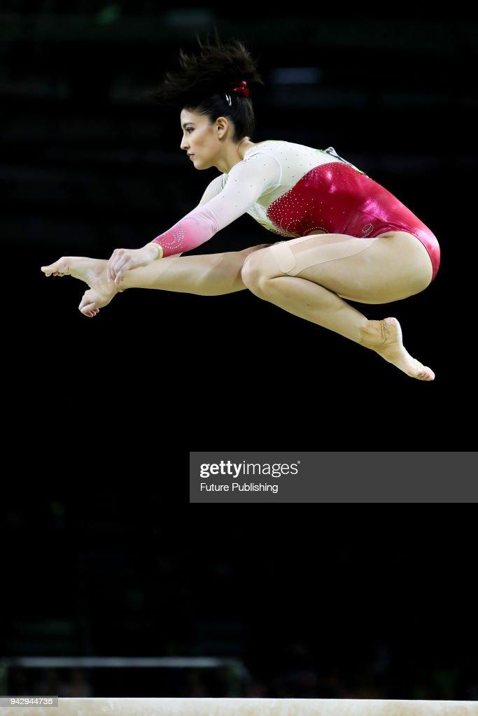 Gymnastics Artistic - Gold Coast 2018 Commonwealth Games : News Photo