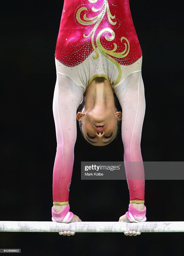 Gymnastics - Commonwealth Games Day 3 : News Photo