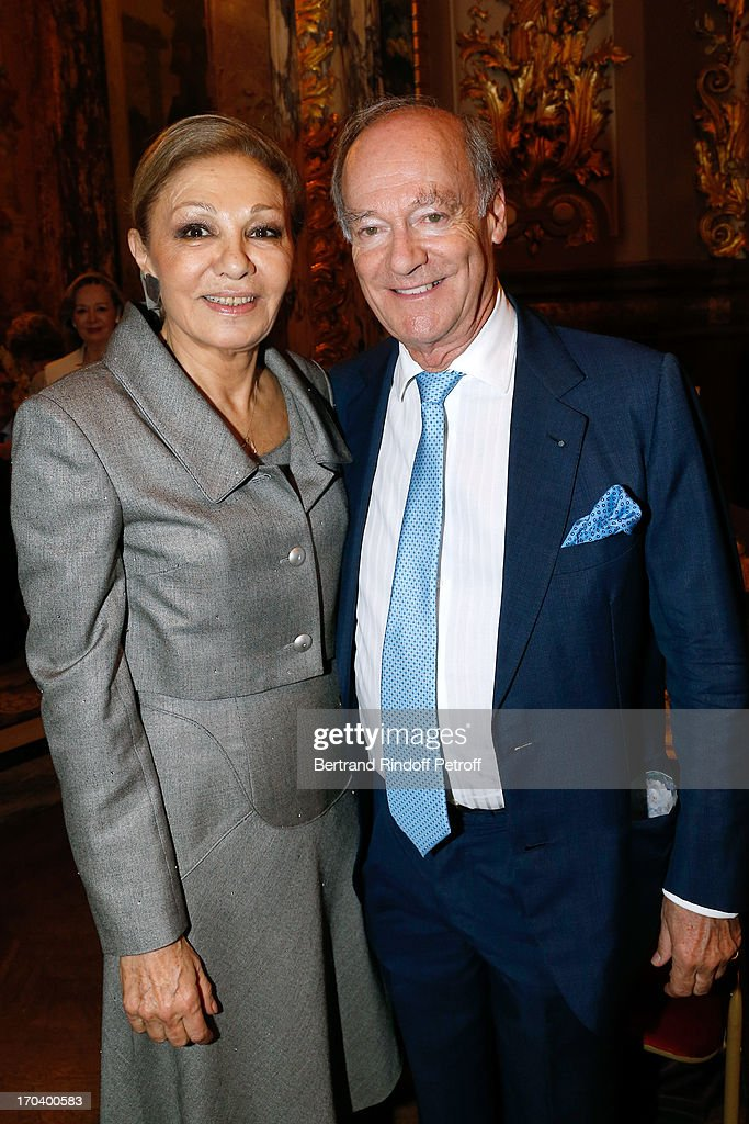'World Monuments Fund Europe' Dinner Party In Paris : News Photo