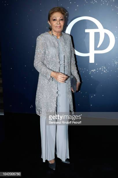 Farah Pahlavi attends the Opening Season Paris Opera Ballet Gala as part of the Paris Fashion Week Womenswear Spring/Summer 2019 Held at Opera...