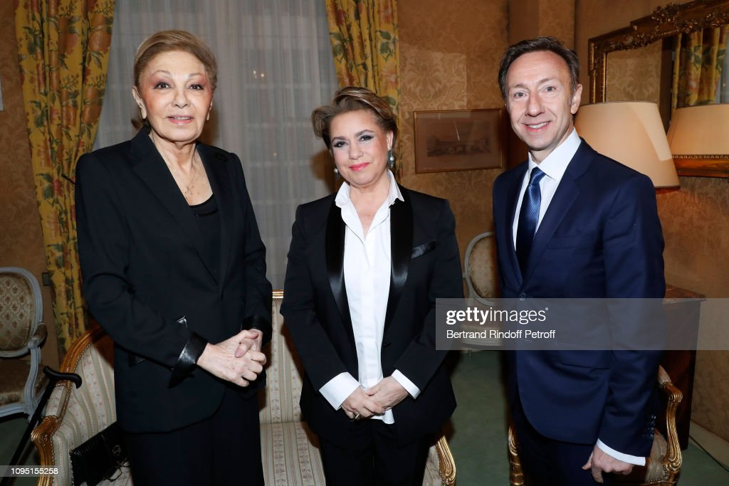 "2018 Prize Of The ""Stephane Bern - Institut De France"" Foundation In Paris : News Photo"