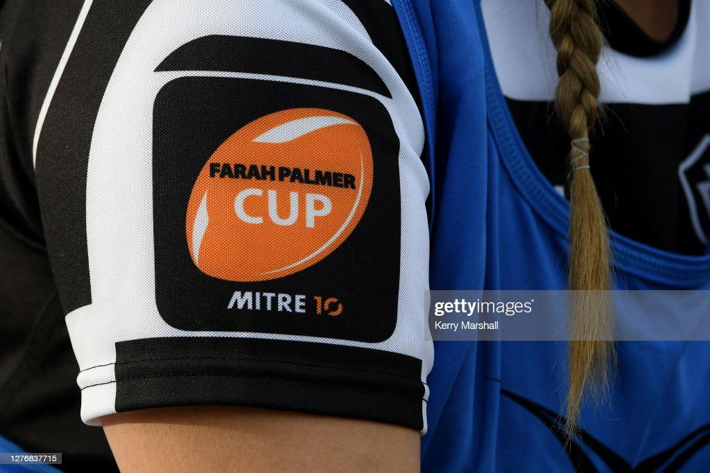 Farah Palmer Cup Rd 4 - Hawkes Bay v Canterbury : News Photo
