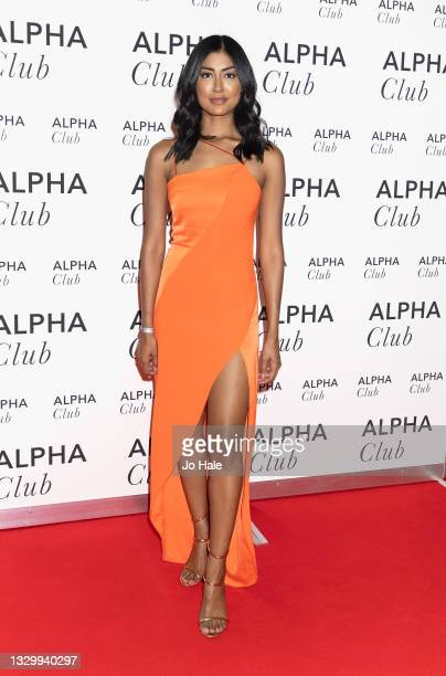 Farah Sattaur attends The Best of the West End Concert at the Royal Albert Hall on July 21, 2021 in London, England.