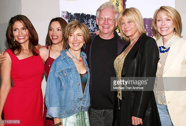 Farah White Ebony Tay Lin Shaye Bruce Davison Cindy Pickett and Susan Blakely