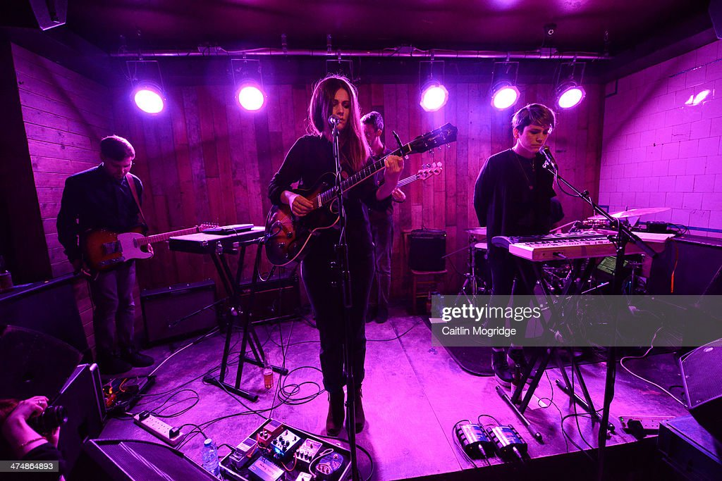 Farao Perform At The Waiting Room In London Photos and Images ...