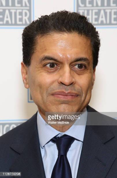 Fareed Zakaria attends the Camelot' Benefit Concert for Lincoln Center Theater After Party at David Geffen Hall on March 4 2019 in New York City