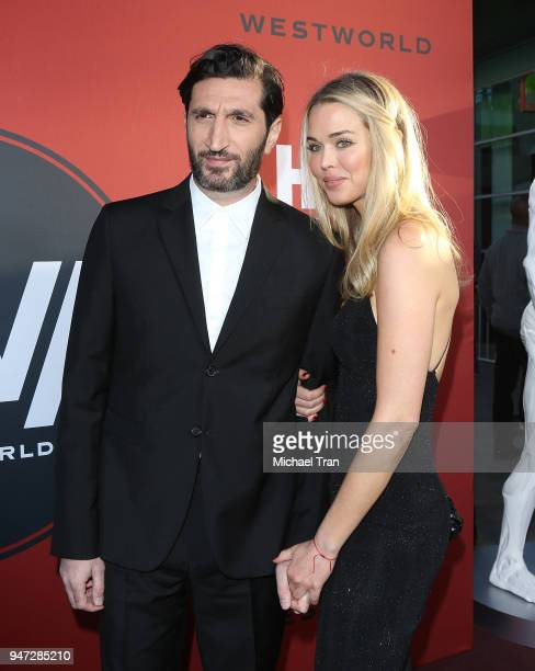 Fares Fares arrives at the Los Angeles premiere of HBO's Westworld season 2 held at The Cinerama Dome on April 16 2018 in Los Angeles California