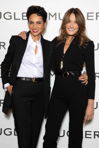 "FRA: ""Thierry Mugler : Couturissime"" Photocall -  Paris Fashion Week - Womenswear Spring Summer 2022"