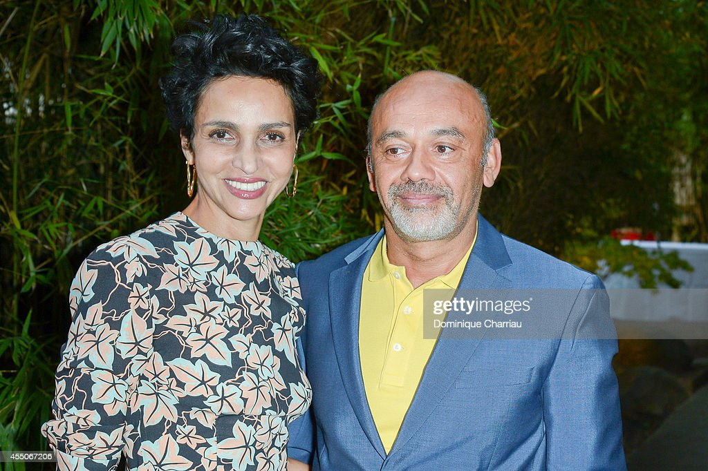 'Louboutin' Documentary : Premiere At Cinema La Pagode In Paris : News Photo