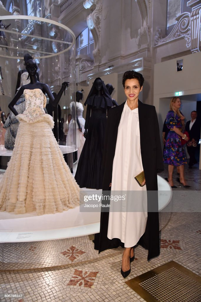 Christian Dior Celebrates 70 Years of Creation - Exhibition At Musee des Arts Decoratifs