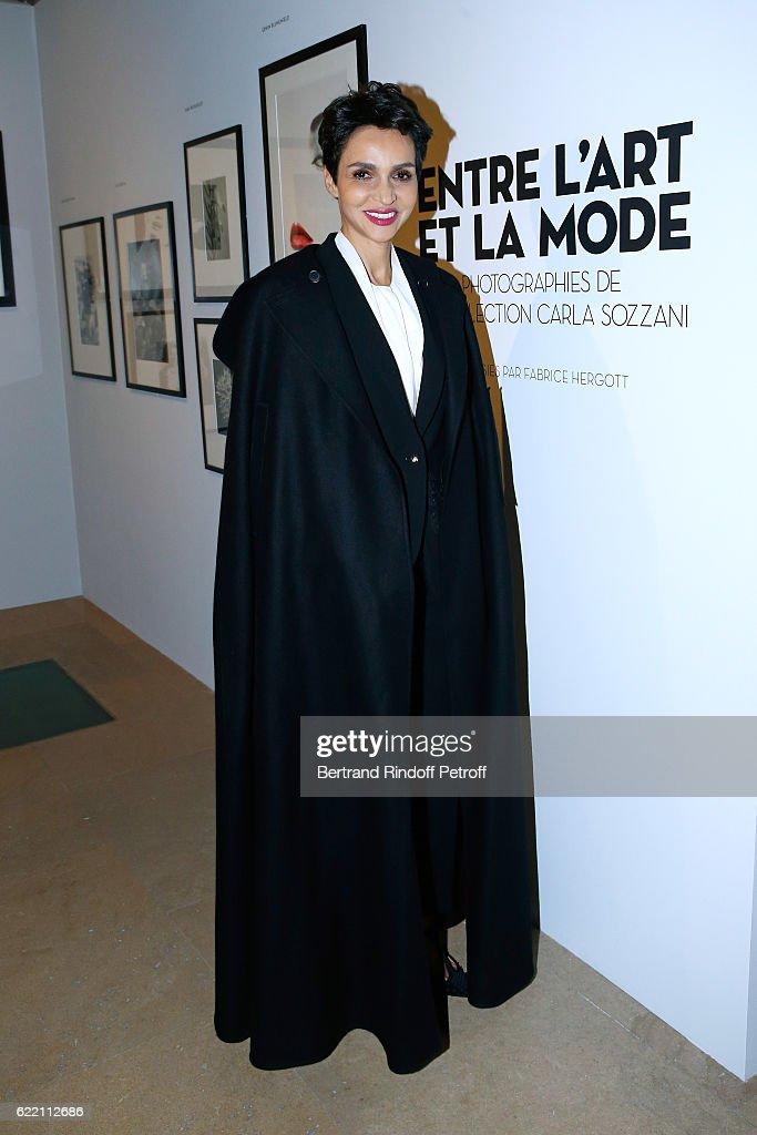 Carla Sozzani : Photo Exhibition At Galerie Azzedine Alaia In Paris
