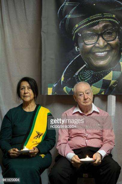 Farieda Omar activist and friend of the late South African antiapartheid campaigner Winnie MadikizelaMandela exwife of former South African president...