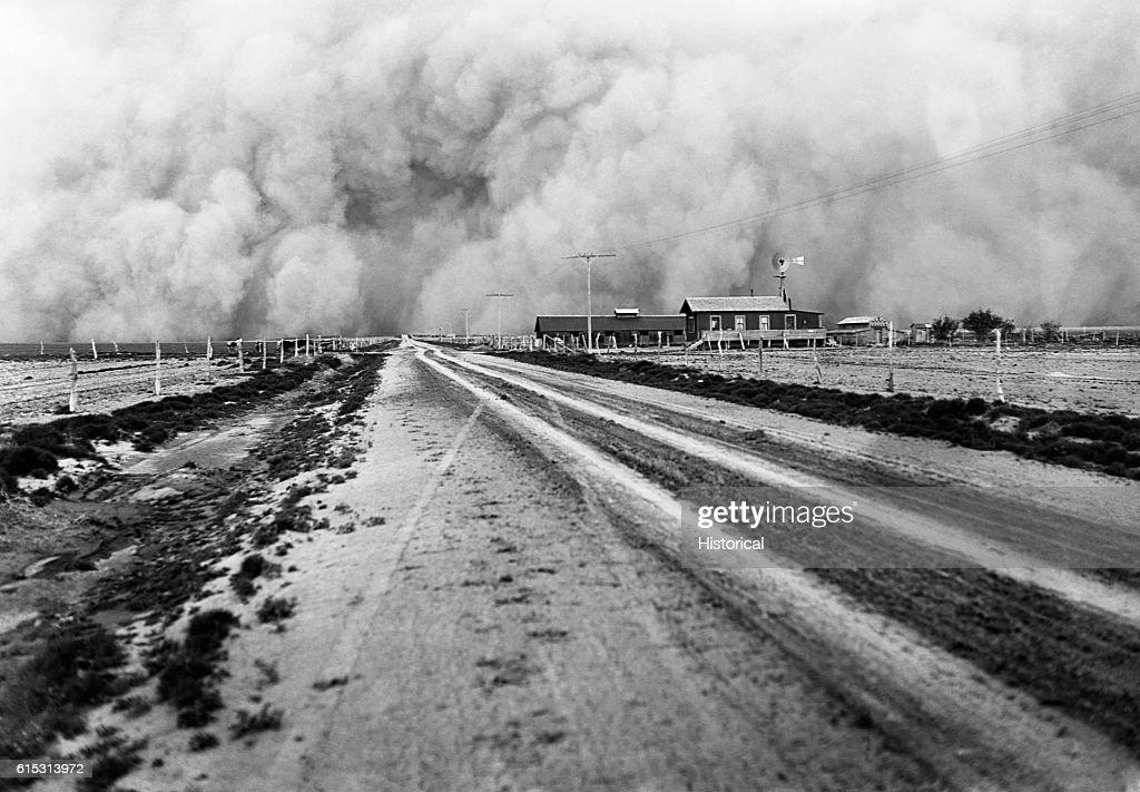 Dust Storm : Nachrichtenfoto