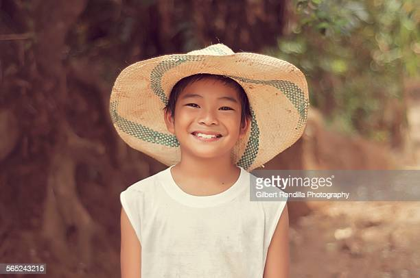 farm boy - filipino farmer stock photos and pictures