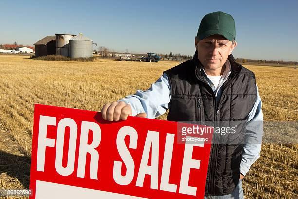 ファームの販売 - 売り出し中 ストックフォトと画像