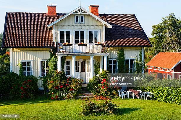 Farm house, Linkoeping, Goeta Canal