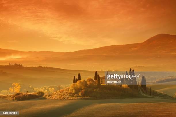 Farm in der Toskana