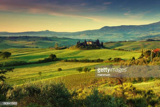 Farm in Val d'Orcia, Tuscany