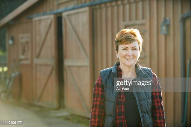 farm life is the life for me - real people stock pictures, royalty-free photos & images