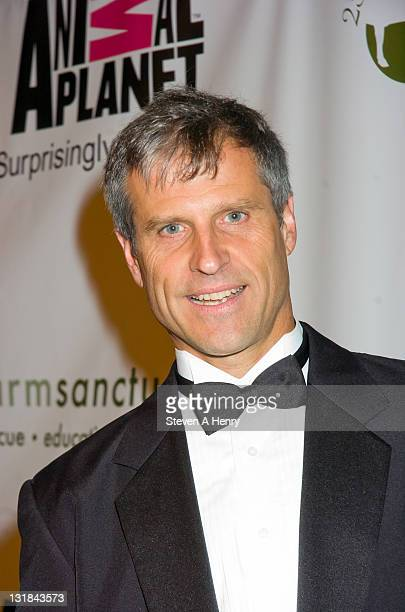Farm Sanctuary President Gene Baur attends the Farm Sanctuary 25th Anniversary Gala at Cipriani Wall Street on May 14 2011 in New York City