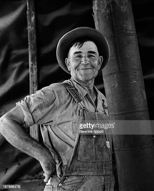 A US farmer 1935