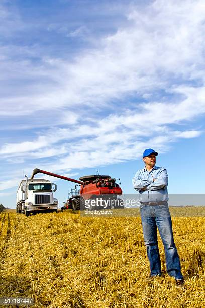 Farmer and Harvest