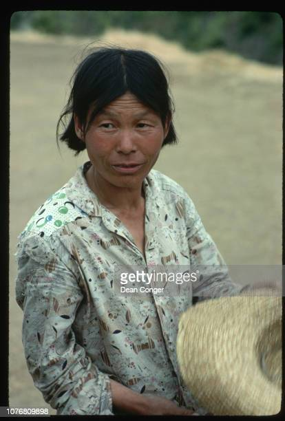Farmer in Badaling China