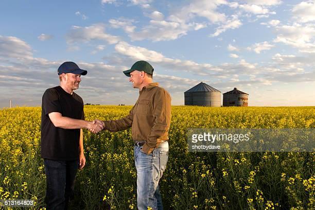 Farmer Teamwork
