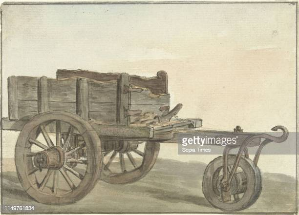 Farmer wagon Simon Andreas Krausz 1770 1825
