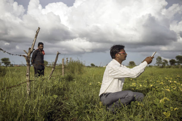 IND: Tech Companies Swoop in on $24 billion India Farm-Data Grab