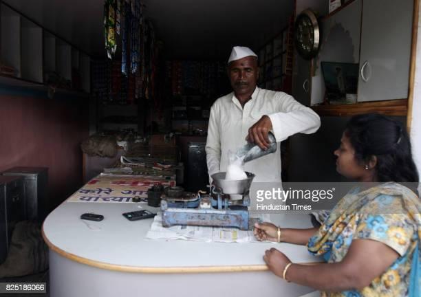 Farmers Farmer 60yearold Dattatrey Sakhore is a millionaire farmer from Kendur in Pune district