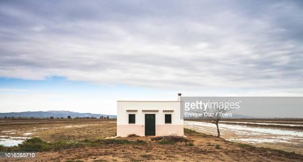 Farmers Hut, Delta Del Ebro