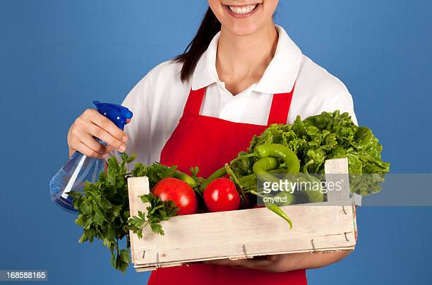 Farmer's Market-Bio-Gemüse