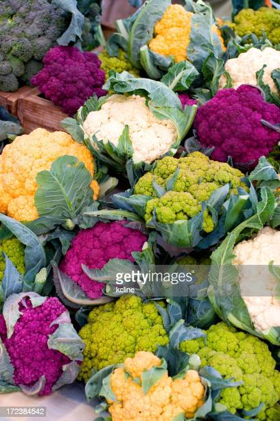 Farmer's Market - Rainbow Cauliflower