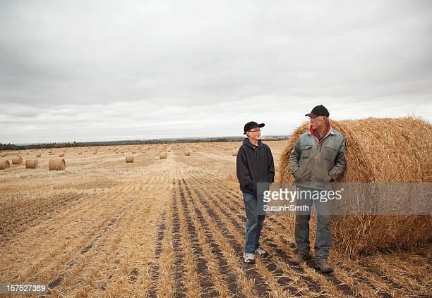 農家卓越したフィールド
