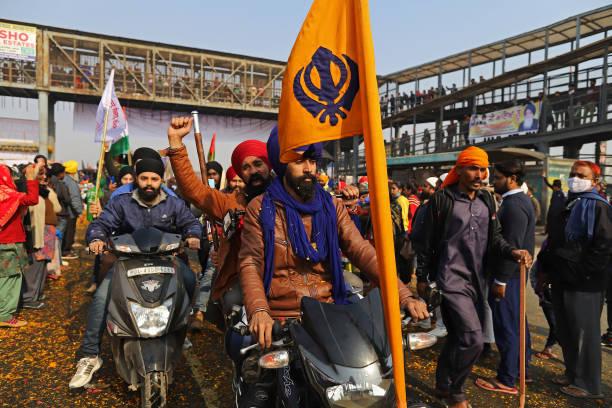 IND: Farmers Rally in Delhi For Republic Day Protest