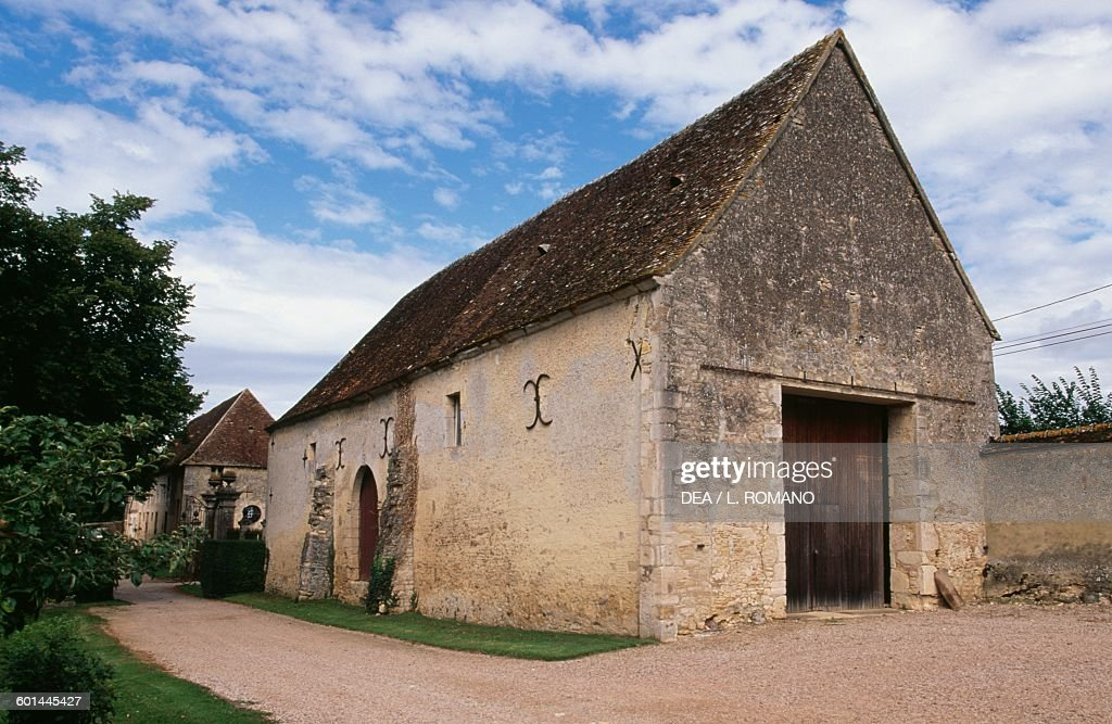 Farmhouse In The Chateau D O Park Mortree Lower Normandy France News Photo Getty Images