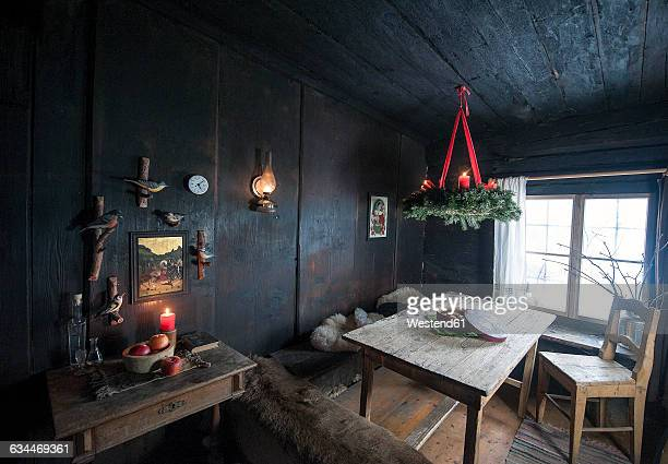 Farmhouse room at Advent