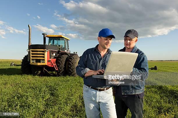 Landwirtschaft und Computer