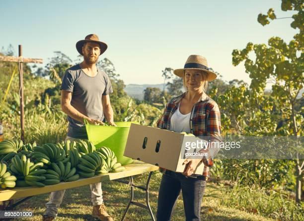 Landbouw is een taai en lonende baan