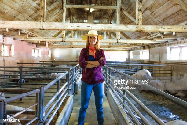 farming is more than a job - farm woman stock pictures, royalty-free photos & images