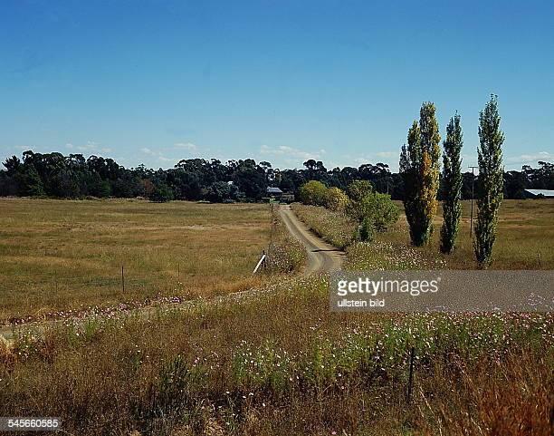 Farmland in Transvaal- o.J.