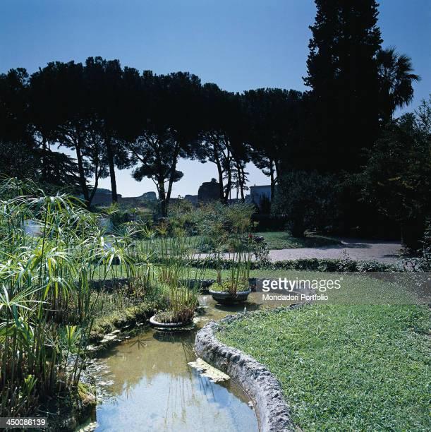 Farnese Gardens by Rainaldi Girolamo Barozzi Jacopo known as Vignola others 17th Century