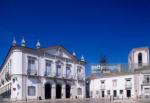 Faro City Hall Portugal