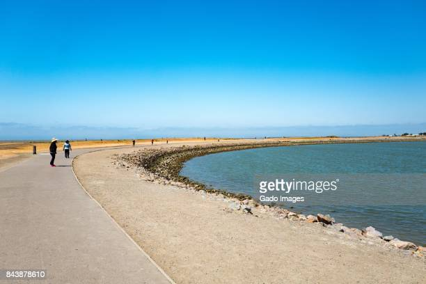 faro point - san leandro stock photos and pictures
