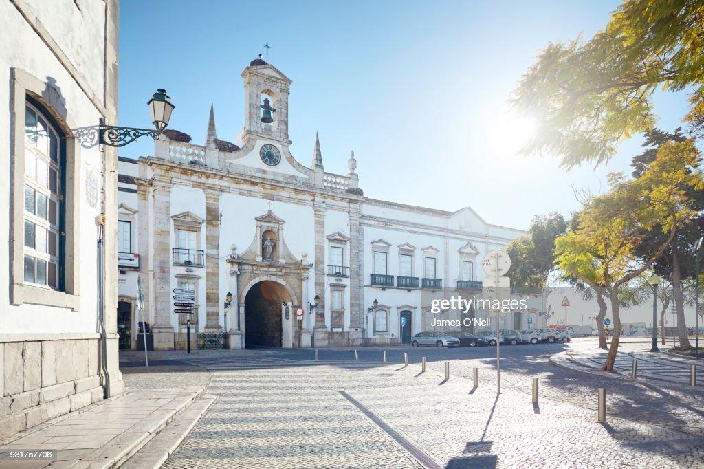 Faro, Portugal : Stock Photo