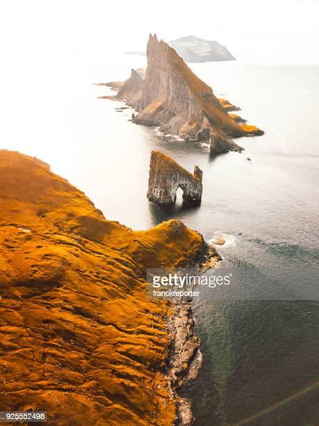faroe islands rocks