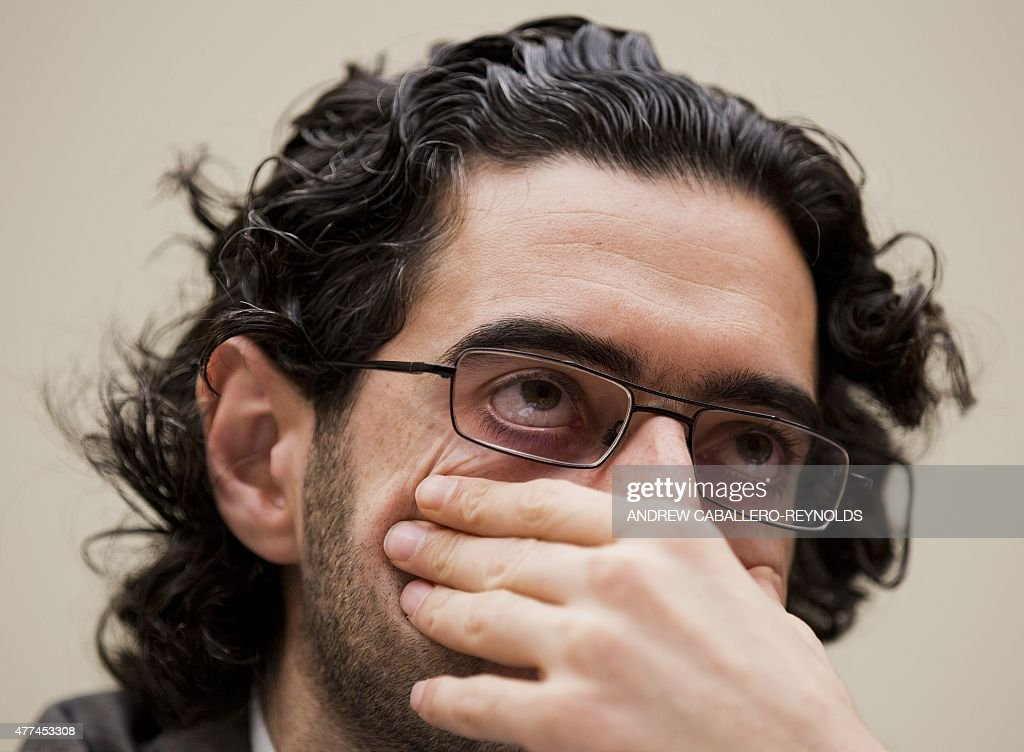 US-SYRIA-POLITICS-HEARING : Nieuwsfoto's