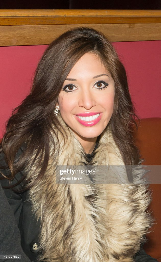 Farrah Abraham Hosts The Scene Nightclub : News Photo