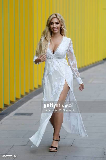 Farrah Abraham attends the photocall of MTV's new show Single AF at MTV London on June 25 2017 in London England
